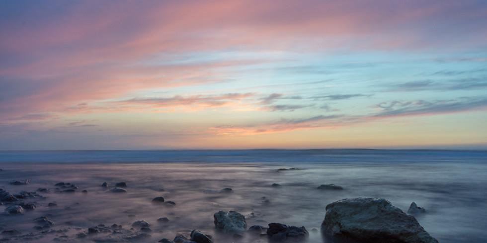 Réussir votre photo au coucher de soleil sur la côte basque