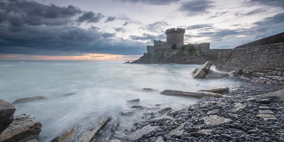 Réussir vos photos au coucher de soleil sur la côte basque