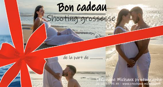 Carte Cadeau shooting grossesse