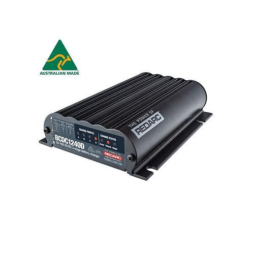 Redarc Dual input DC Battery Charger 40A