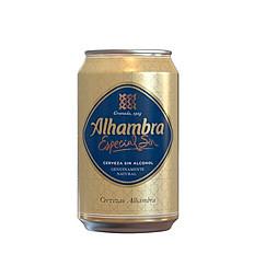 Cerveza Alhambra SIN Especial (33cl)