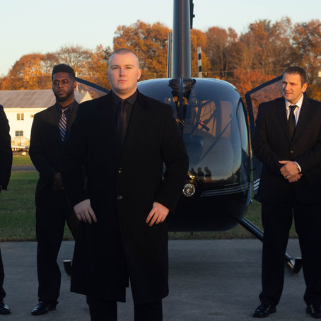 MEET CELEBRITY BODYGUARD: BUBBA ALMONY