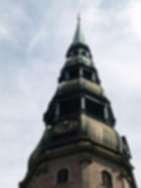 riga - vecriga - st peters - spire 01.JPG