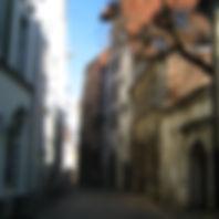 Old Riga Street