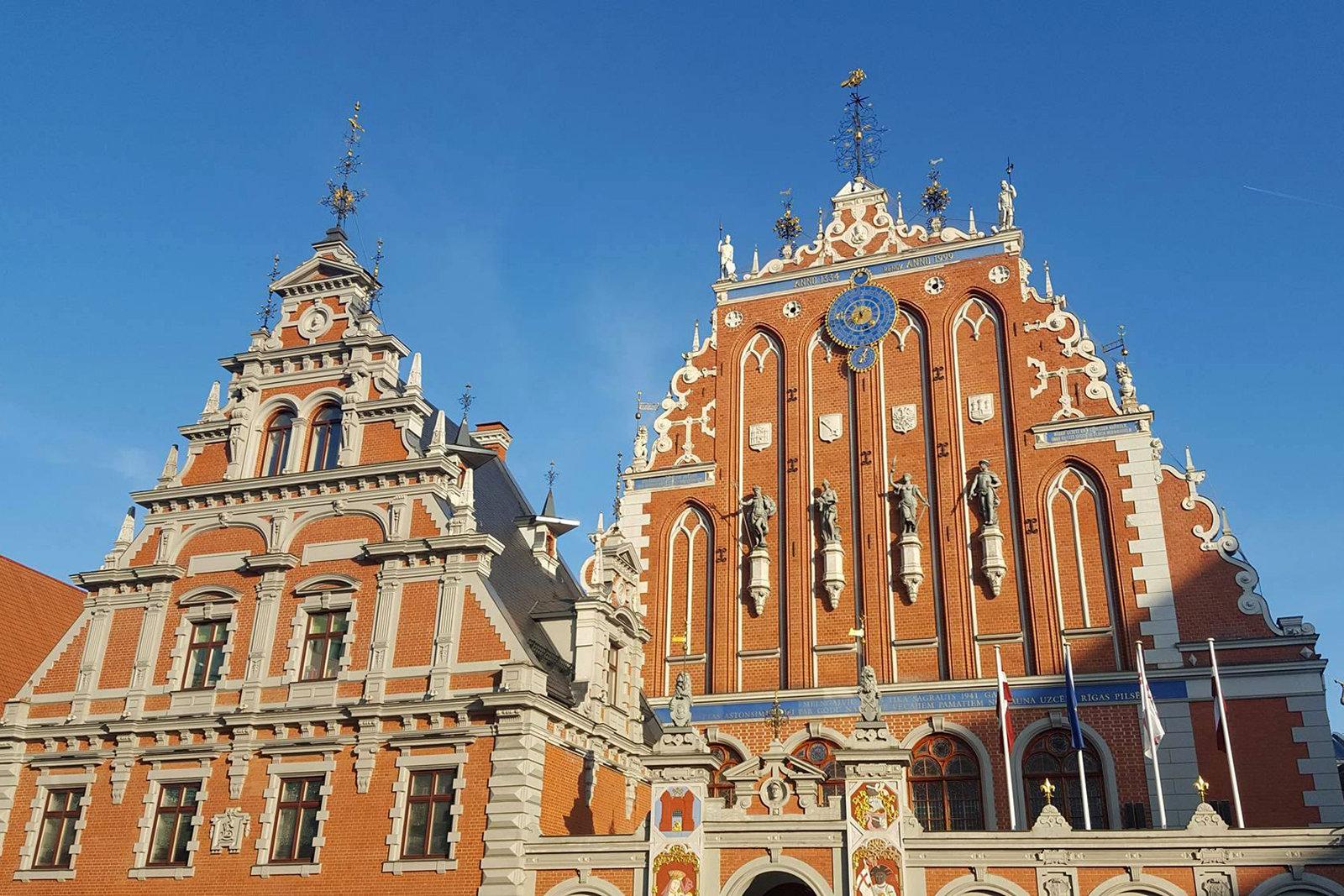 Old Riga Free Tour