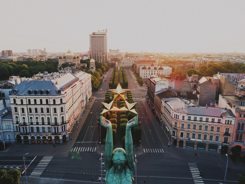 Old Riga Walking Tour