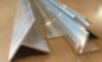 aluminum carrier tracks