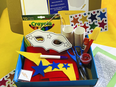 Why Subscribe to a Kids Art Box?