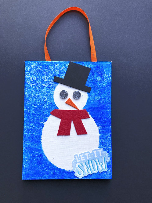 Snowman mini kit