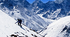 Edward Scott Brady in the Himalayas
