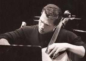 Edward Scott Brady cellist
