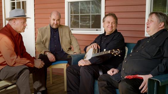 David Holt interviews the Kruger Brothers