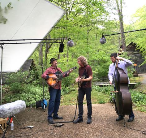 Sam Bush Band at Hachland Hall