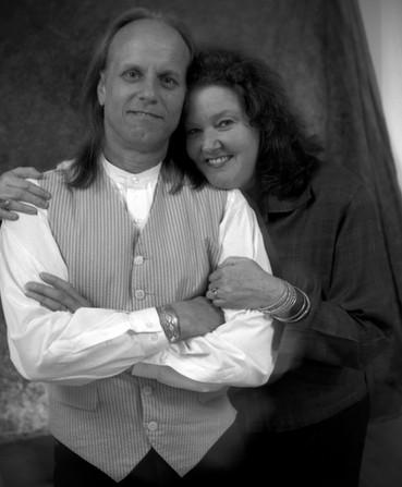 Robin and Linda Williams, 1990s