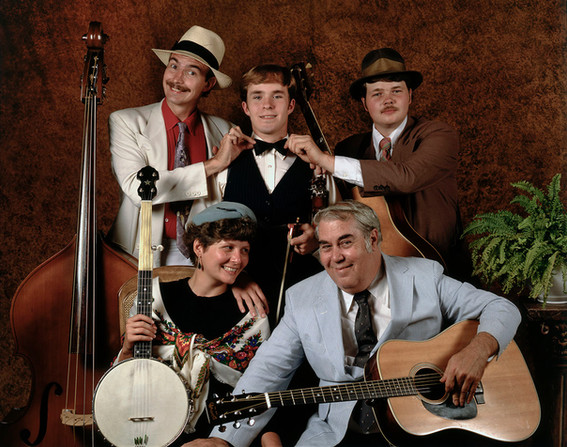 Old Hollow String Band, 1986