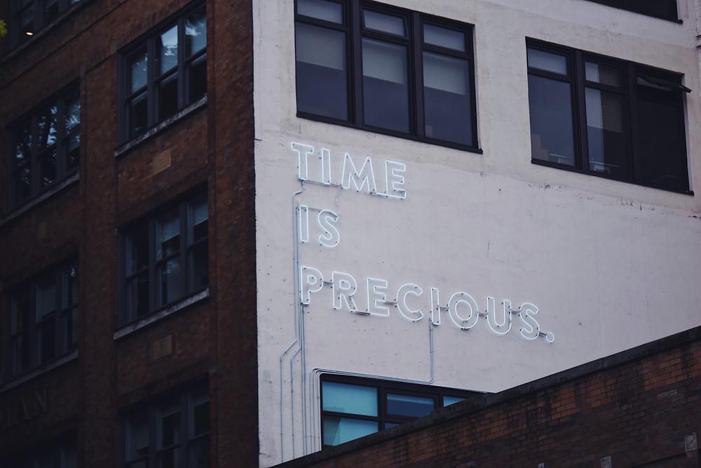 Gestion du temps mamackrous