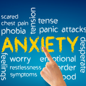 Don't Worry, It's Just ANXIETY!!!