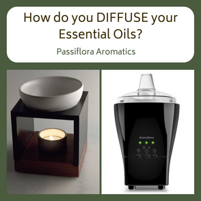 Aromatherapy Diffusers... So Many Choices!