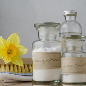 Spring Cleaning & Essential Oils