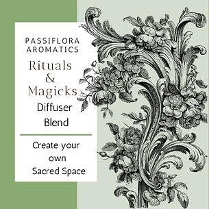 Rituals & Magicks Diffuser Blend