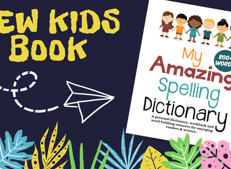 Spelling Help for Emerging Readers