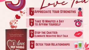 5 Tips to Improve How You Feel About You.