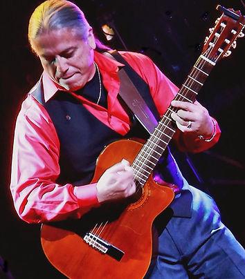 Sergio Performing at McCallum Theater, Palm Desert, California