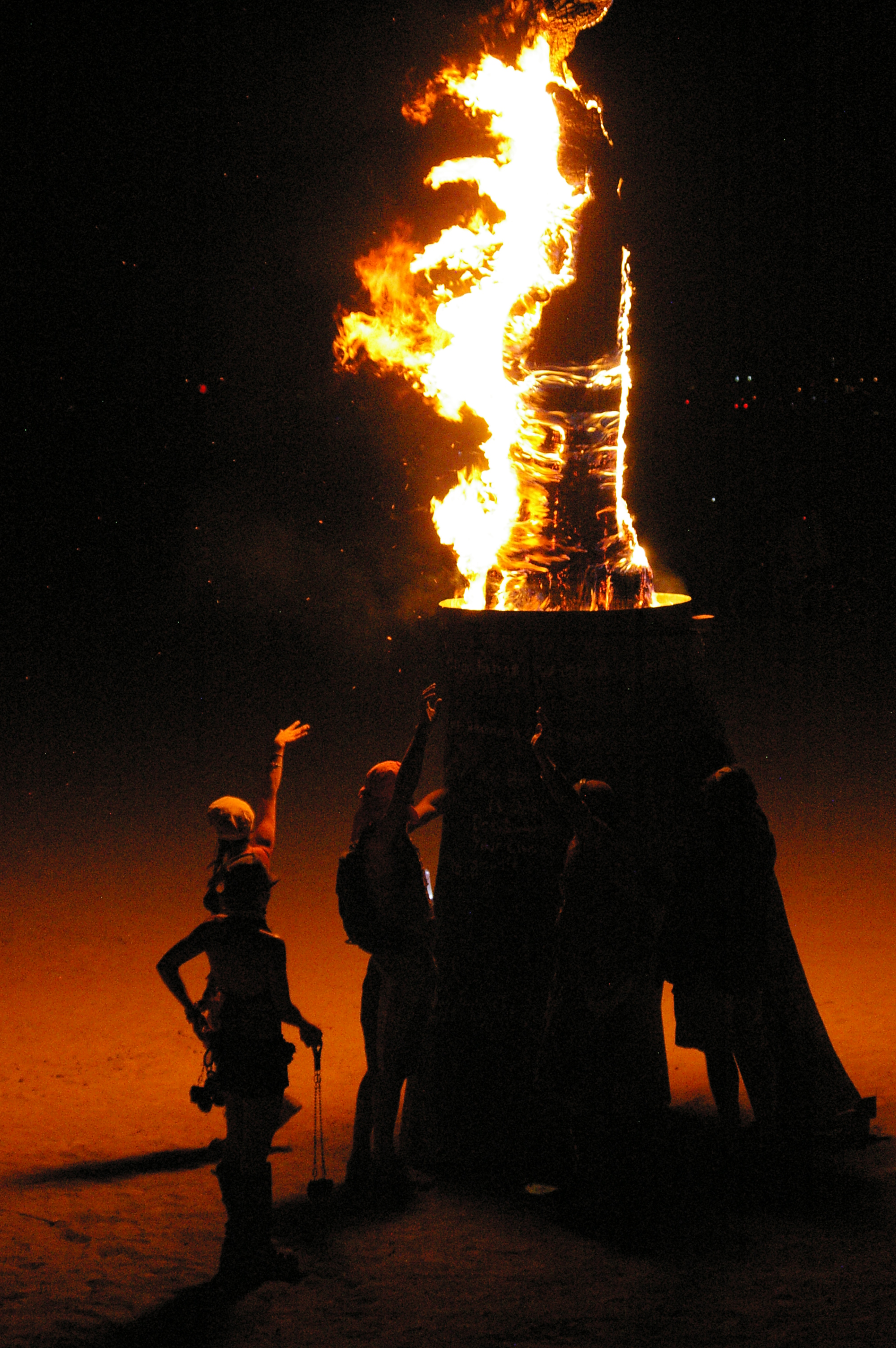 Burning Man '08