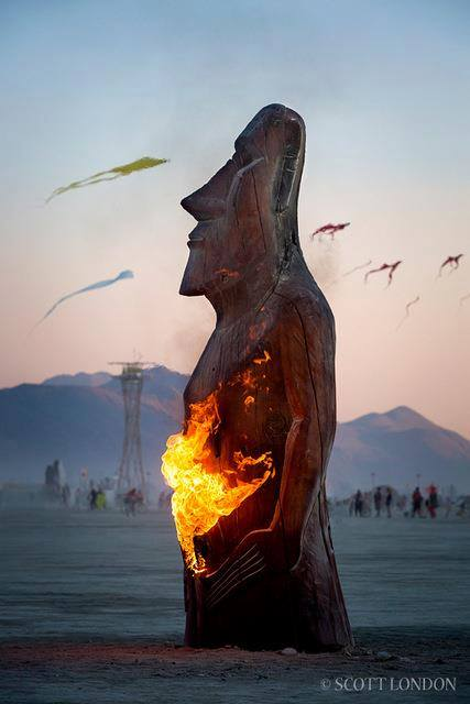 Burning Man '13
