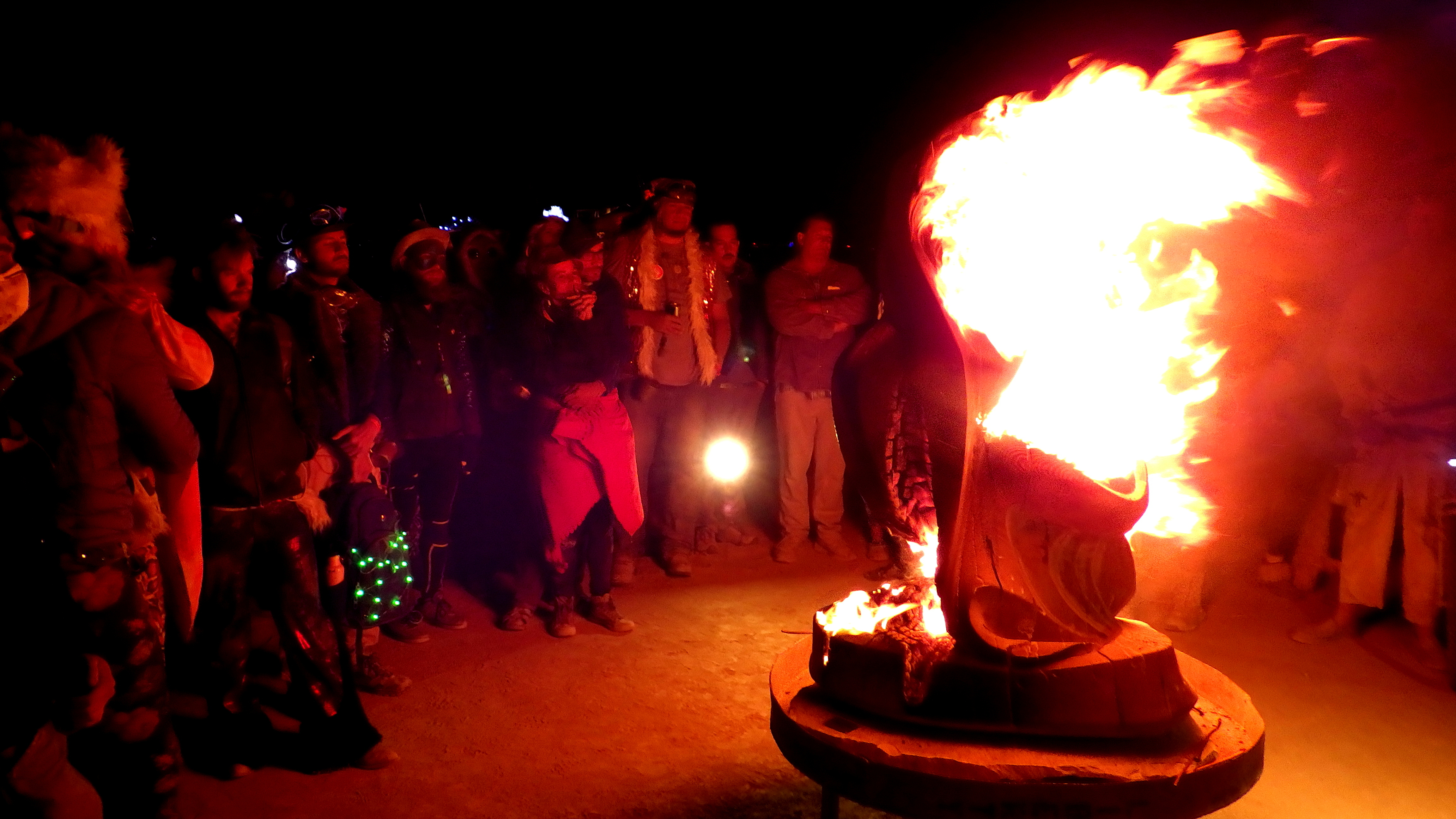 Burning Man '15