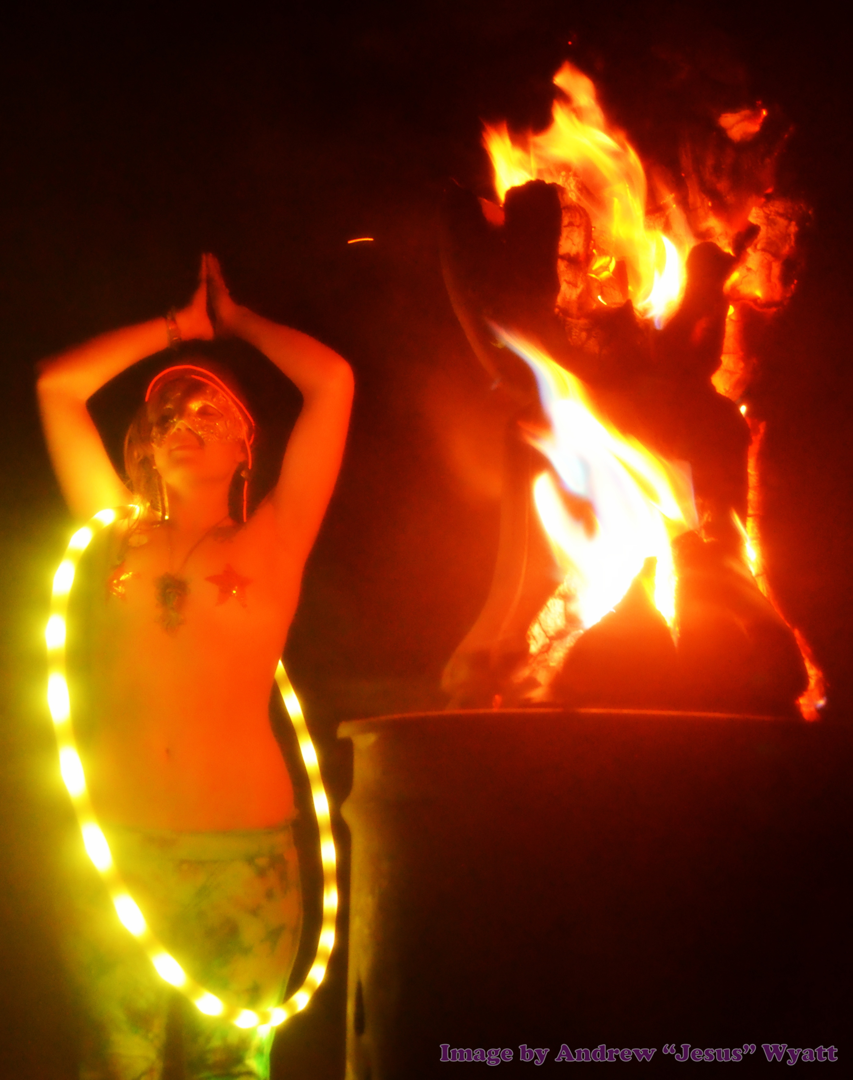 Burning Man '12