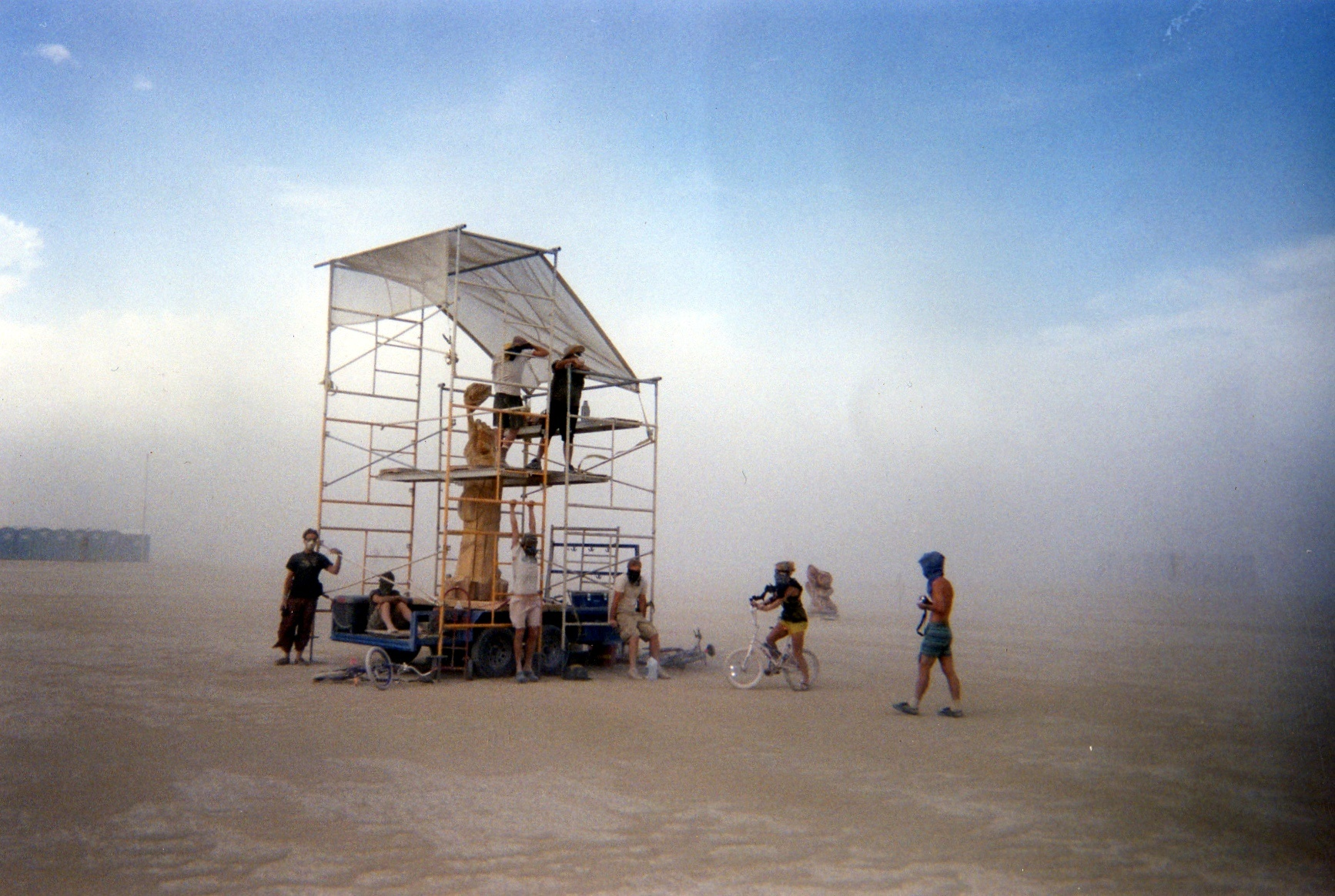 Burning Man '07