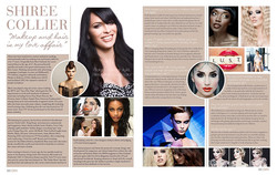 GFM Mag article - Shiree Collier