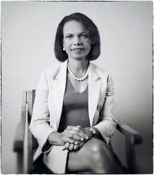 Condoleezza Rice MUAH