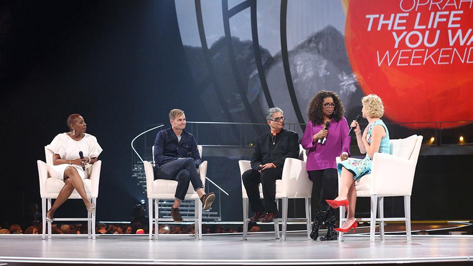 Oprah Stage Tour