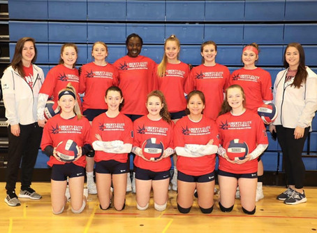 Liberty Elite Volleyball Going Strong