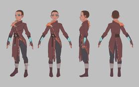 Character Concept: Human