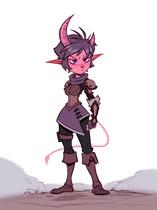 Character Concept: Tiefling