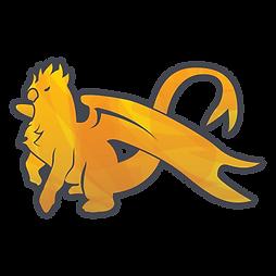 Otter Dragon Icon Orange.png