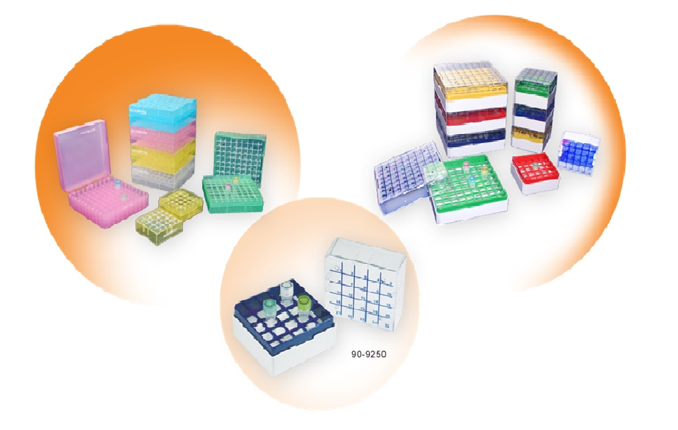 Biologix Cryoboxes