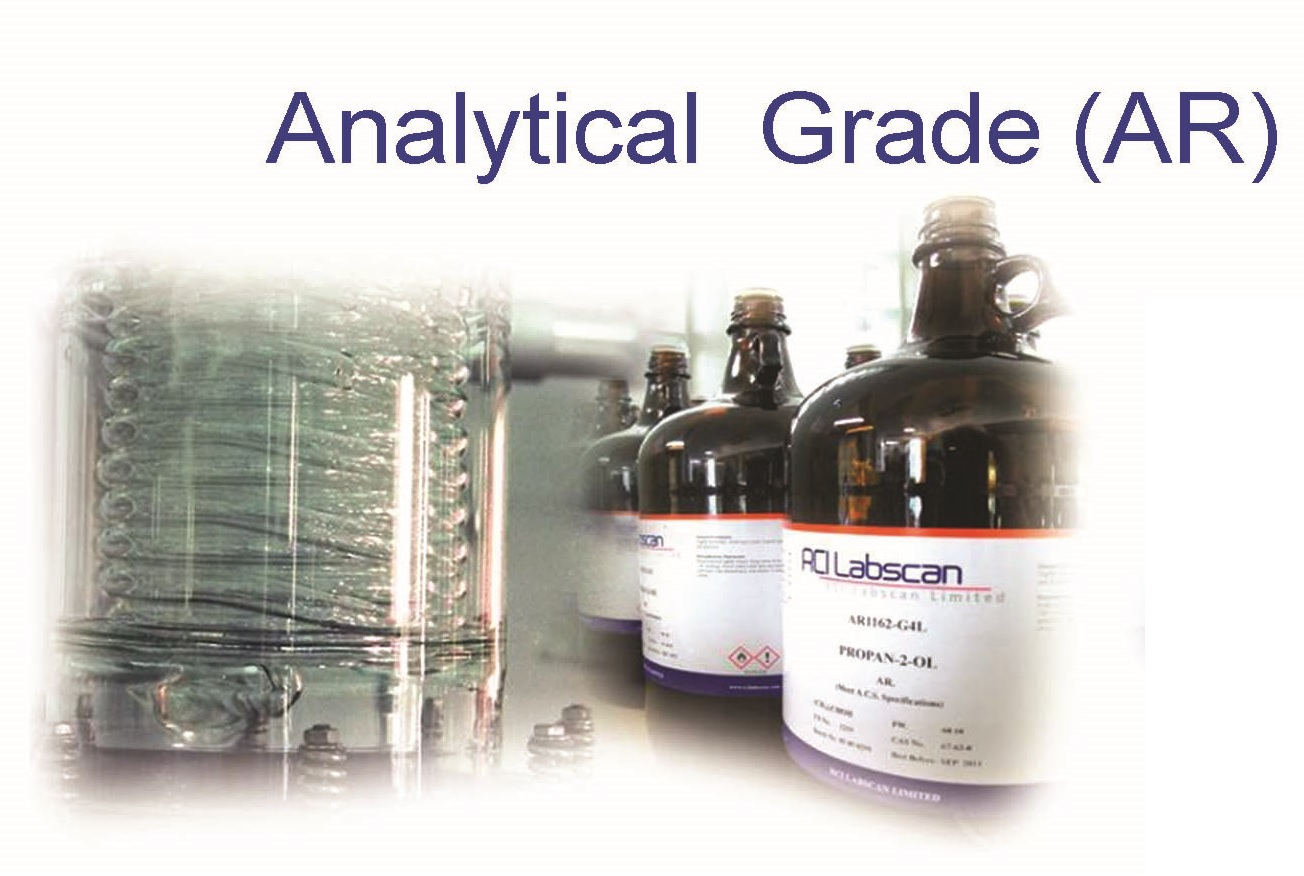 Analytical Reagents from RCI Labscan