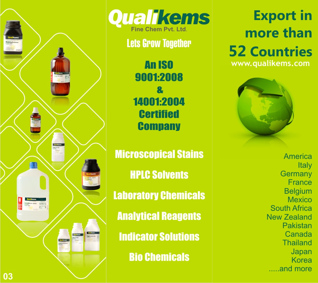 Qualikems Products