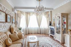Квартира на Малоохтинском