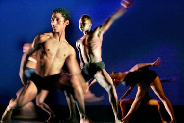 Black Choreographer's Festival: Here & Now