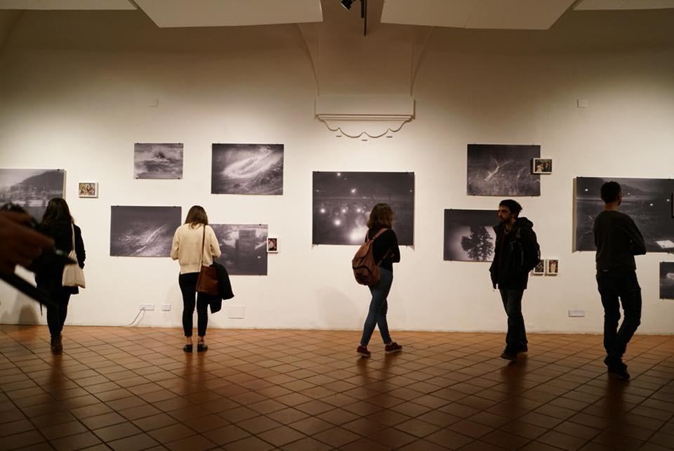 Exhibition at Spazio Labo1