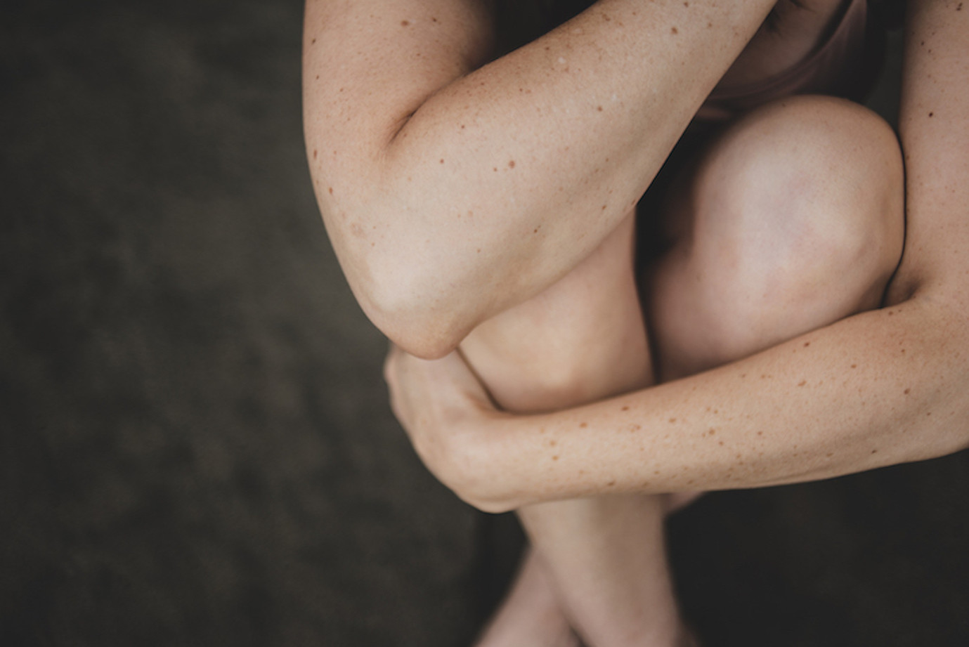 Photography -  Her Place Is In Skin - Ad