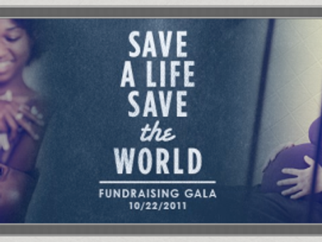 save a life  |  save the world