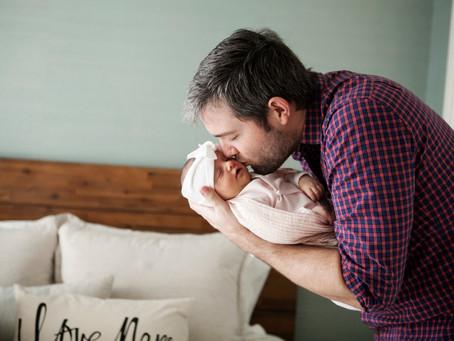 Los Angeles Newborn Photographer | Baby Charlotte