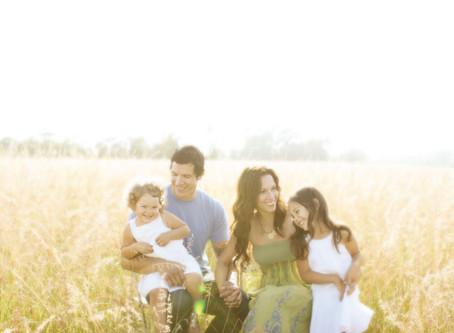 Photo Session Wardrobe Inspiration | Family Portraits | Katee Grace Photography