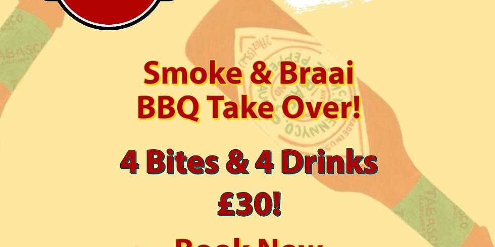 Smoke & Braai BBQ TAKEOVER